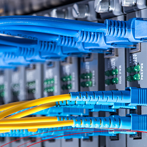 Copper Wiring Looms, Ethernet Cables, Co-axial Cables and RF Cables For The Security Sector